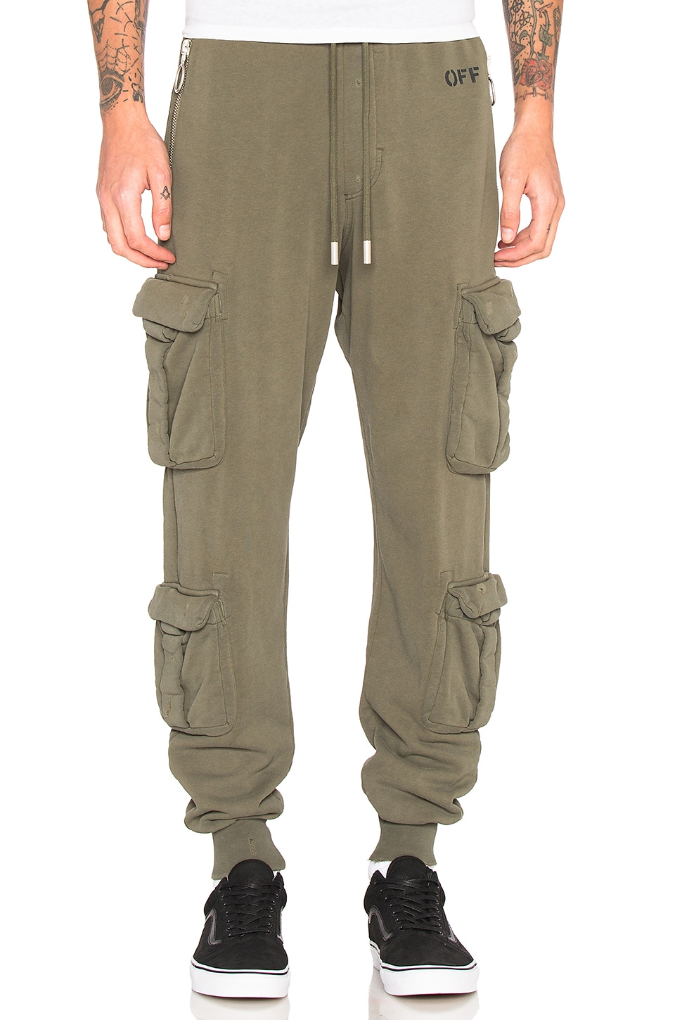 Washed Cargo Pant by OFF-WHITE