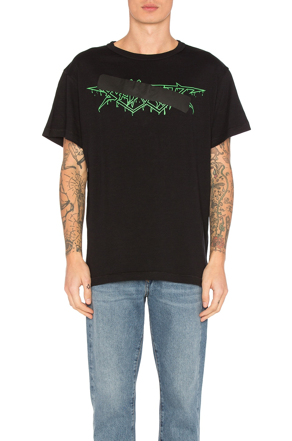 Rock Mirror Tee by OFF-WHITE