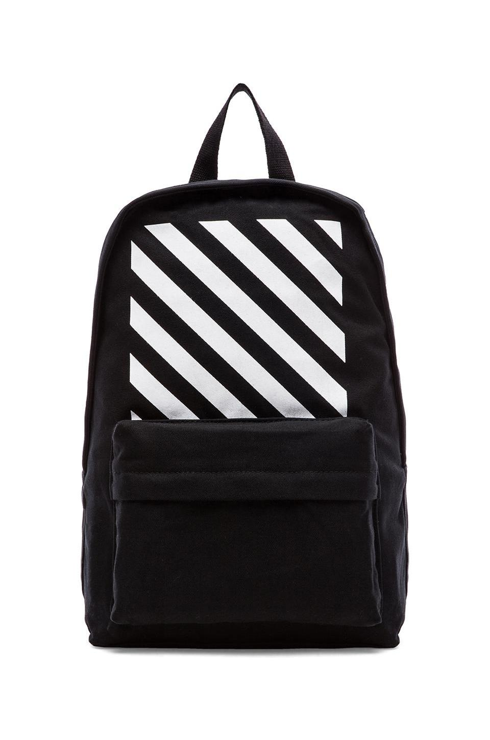 OFF-WHITE Backpack in Black
