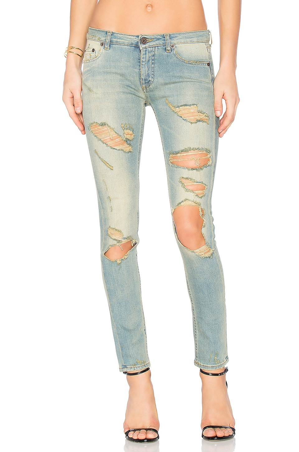 Buy Skinny 5 Pockets Jean by OFF-WHITE