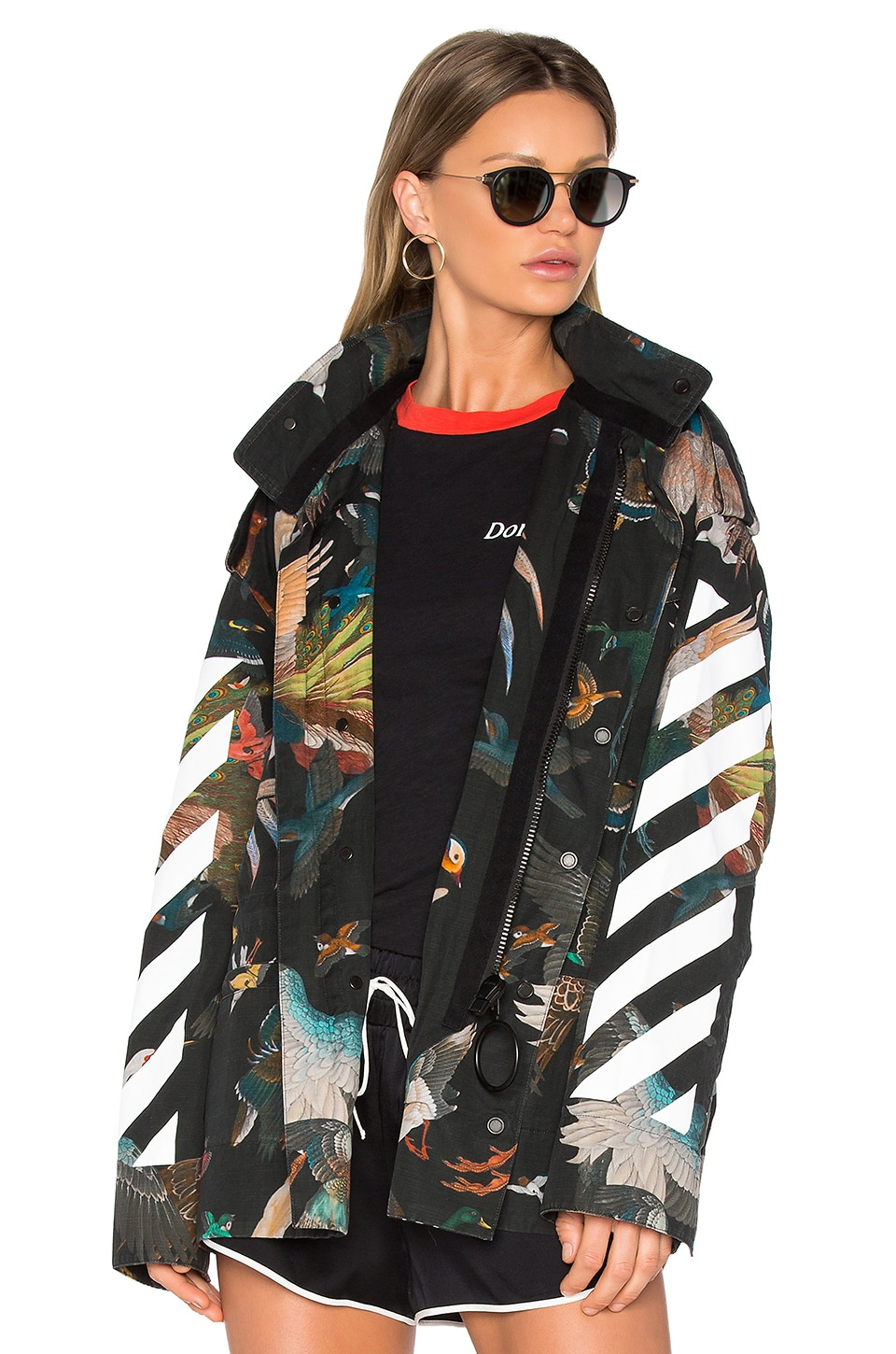Birds M65 Jacket by Off-White
