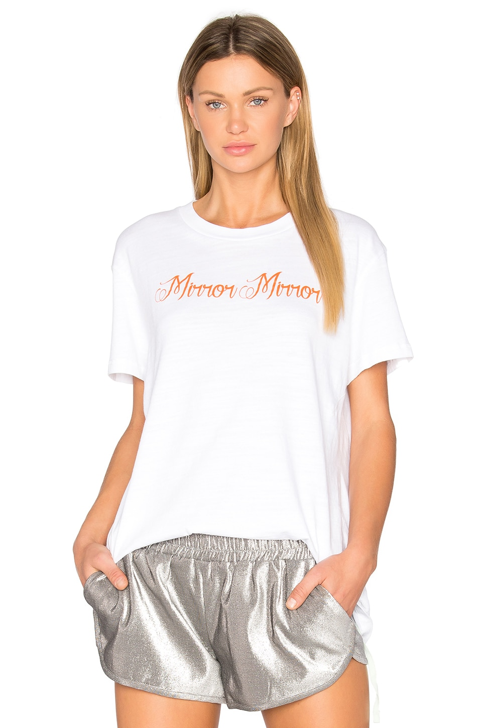 Mirror Mirror Tee by OFF-WHITE