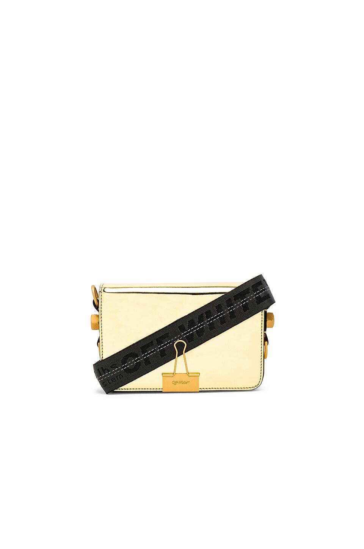 Mirror Mini Flap Bag