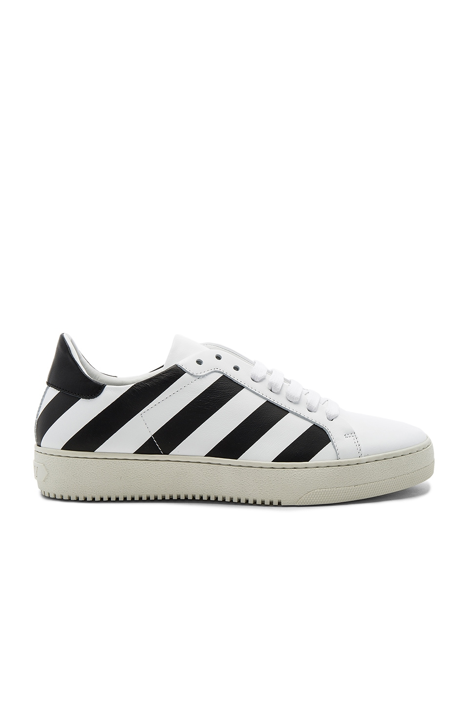 Classic Diagonals Sneakers by OFF-WHITE