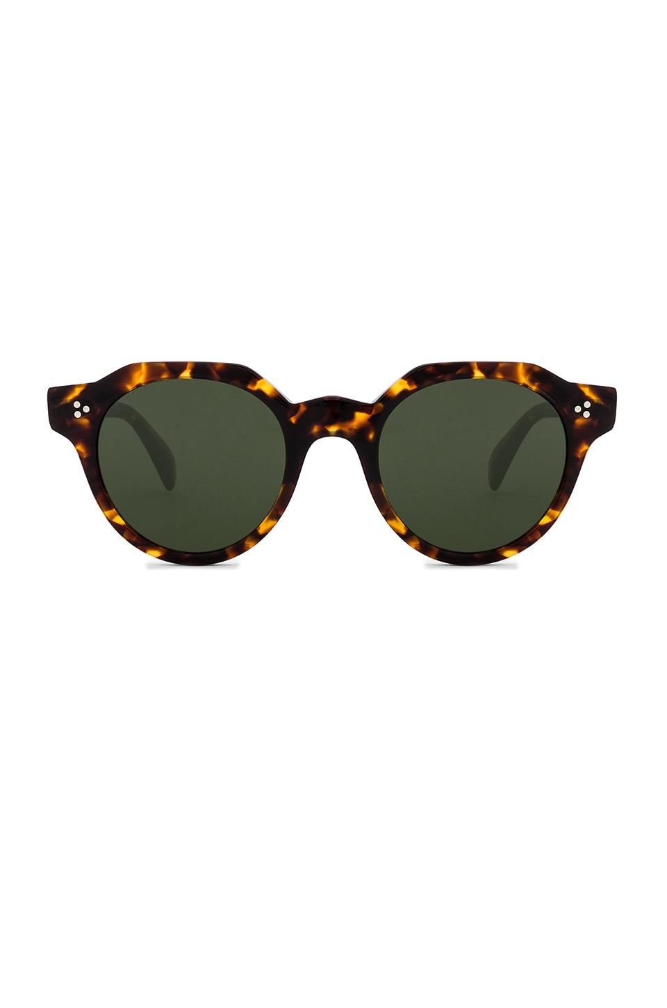 Oliver Peoples Irven in DM2 & Vibrant Green
