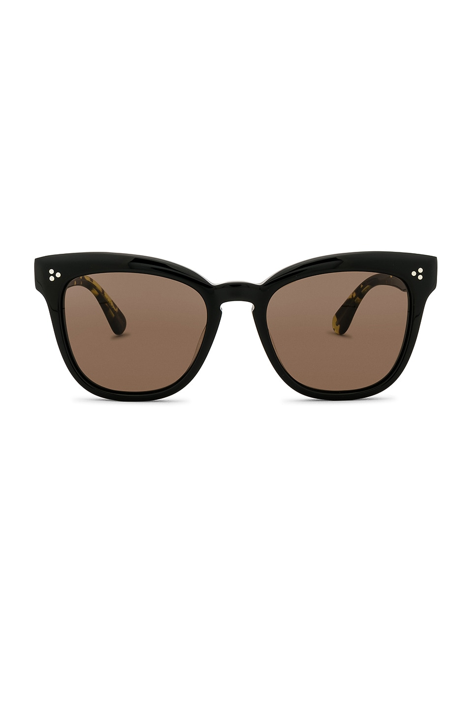 Oliver Peoples Marianela in Black & G-15