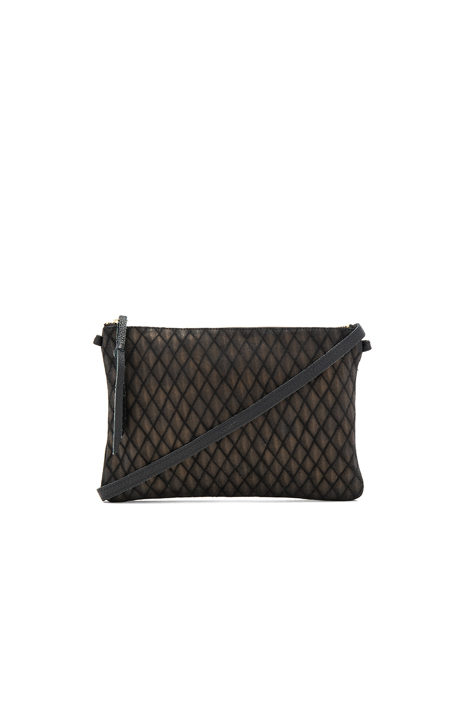 Oliveve Queenie Crossbody Bag in Diamond