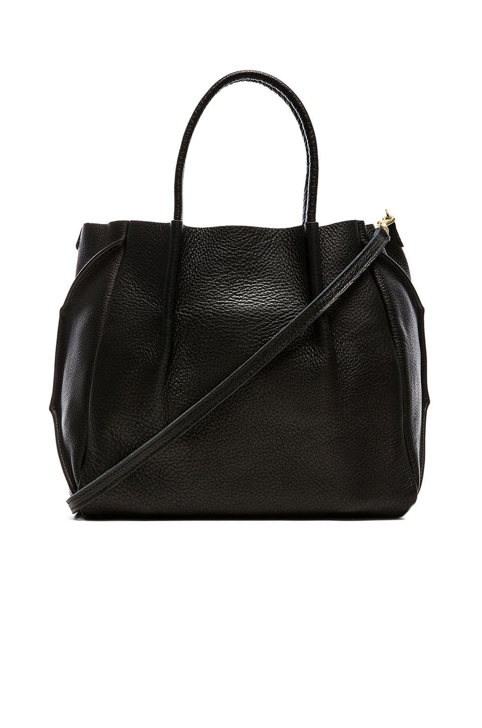 Oliveve Zoe Tote in Black