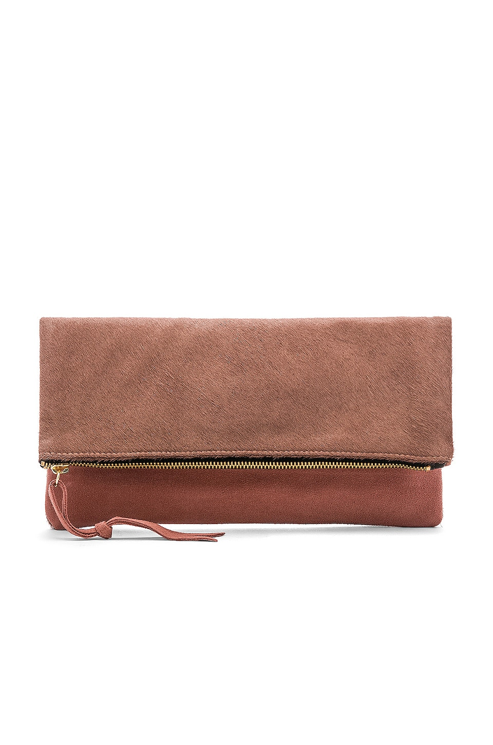 OLIVEVE Anastasia Clutch in Pink