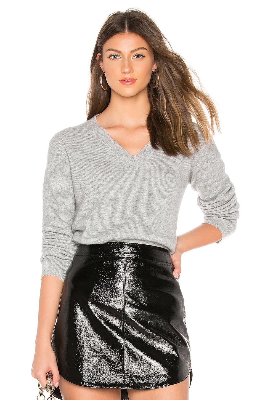 ONE GREY DAY Amari Sweater in Gray