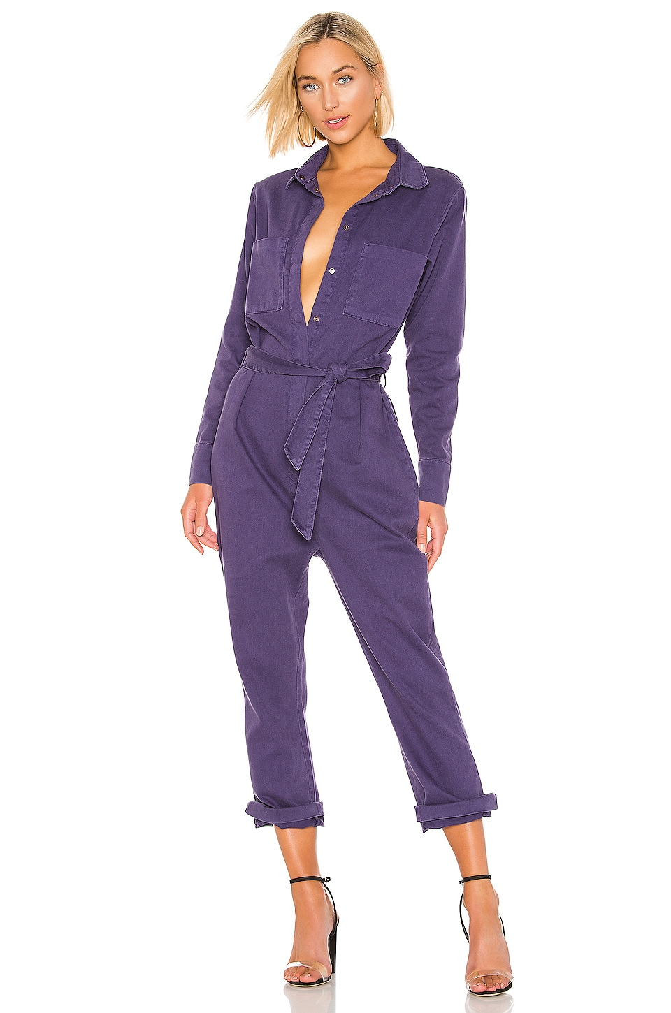 One Teaspoon Soho Suit in French Blue