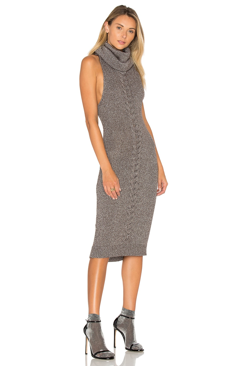 Le Viper Sweater Dress by One Teaspoon