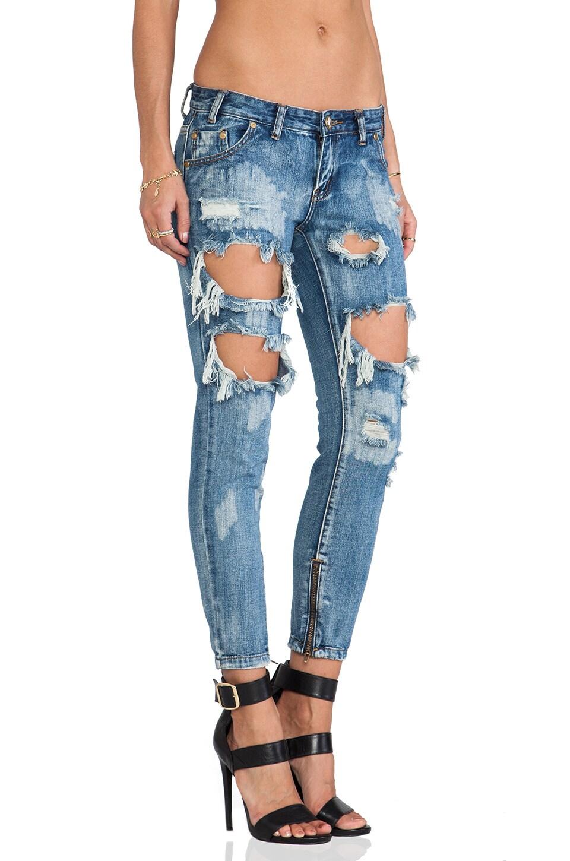 One Teaspoon Jeans Sizing One Teaspoon Trashed Freebirds