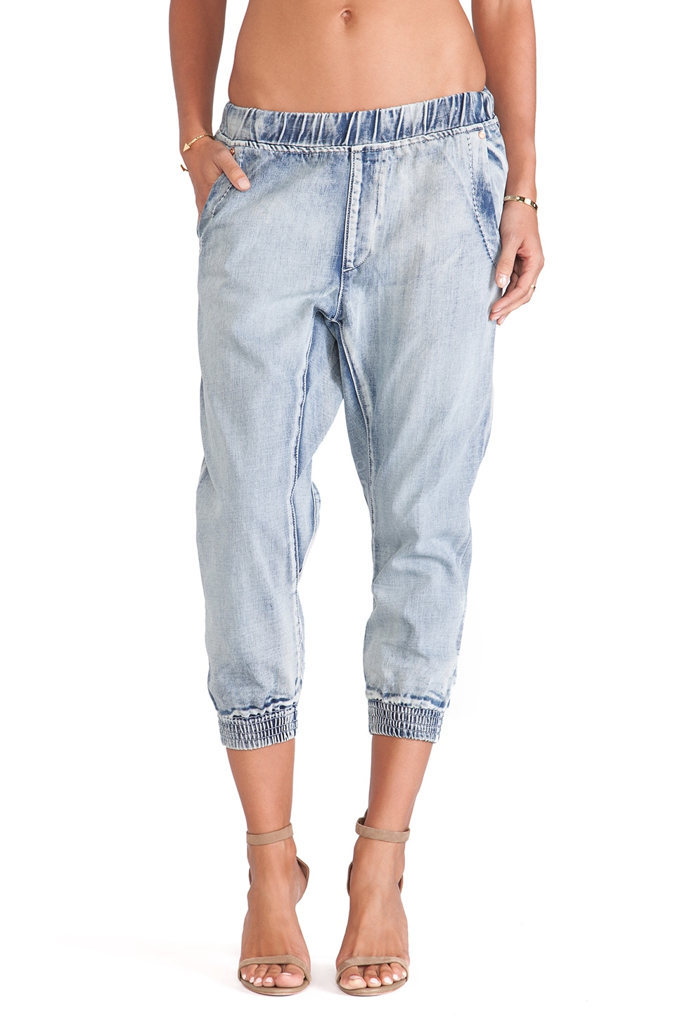 One Teaspoon Dundees Trousers in Fiasco