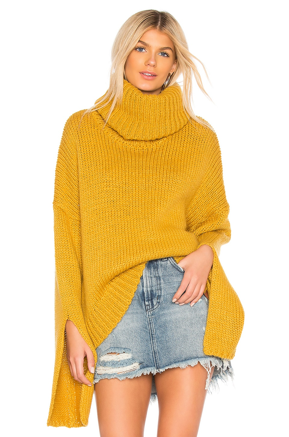 ONE TEASPOON WINONA KEYHOLE SWEATER