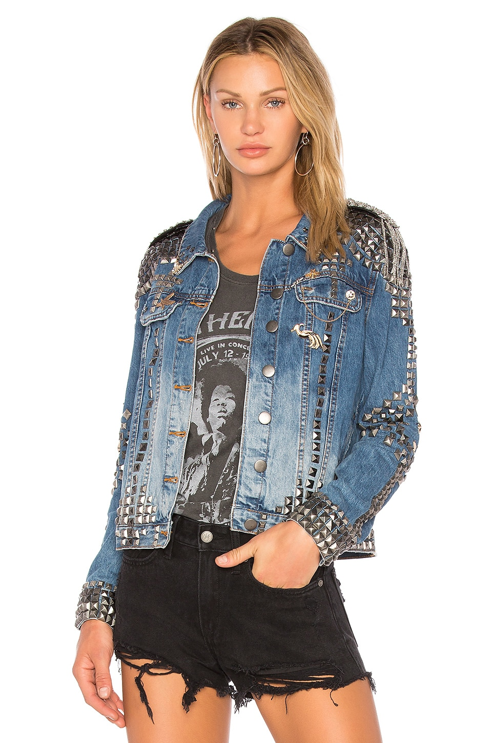 Rock N Roller Jacket by One Teaspoon