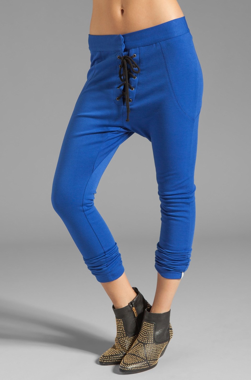 One Teaspoon Midnight Rambler Jagger Pant in Electric