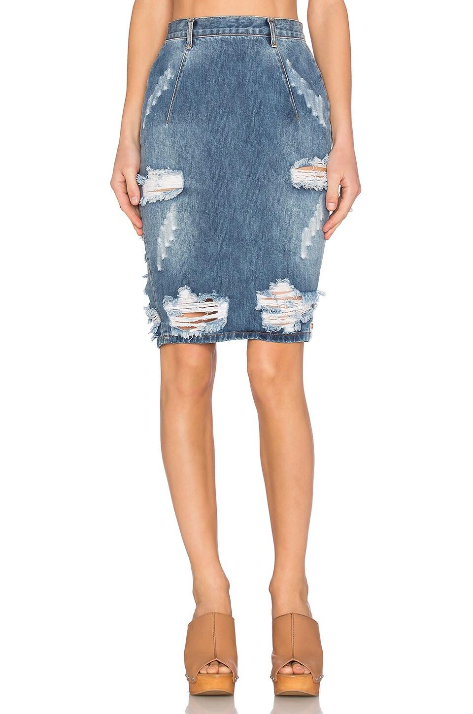 One Teaspoon Freelove Skirt in Ford