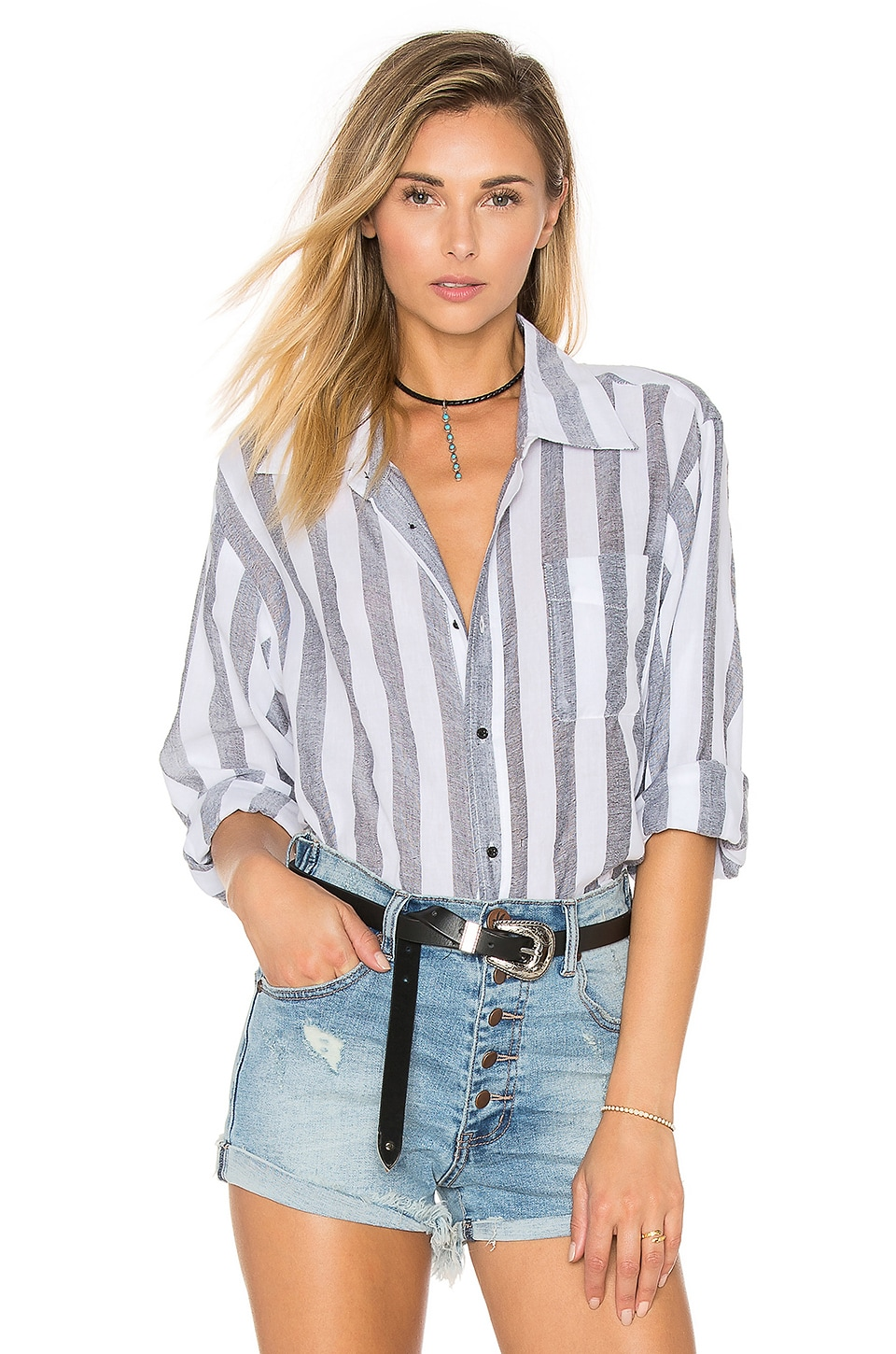 The One & Only Button Up