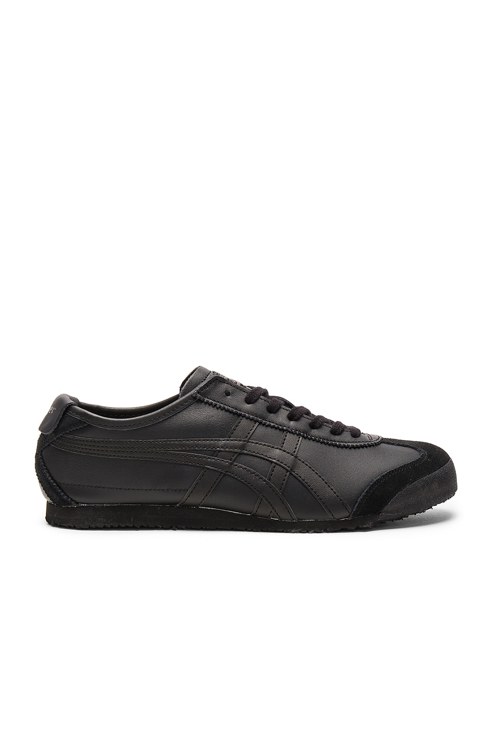 Onitsuka Tiger Mexico 66 in Black & Black