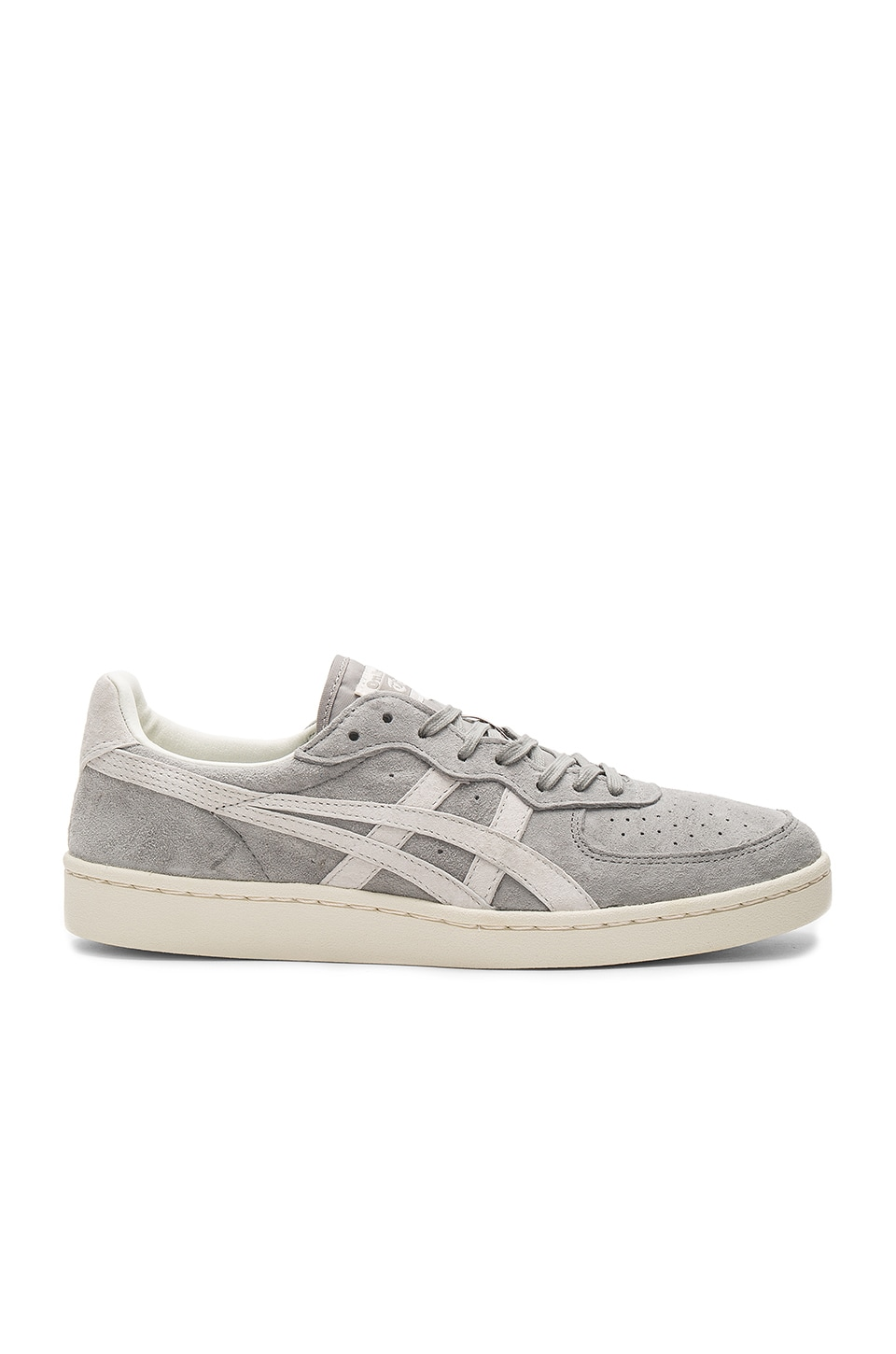 Onitsuka Tiger GSM in Light Grey & Off White | REVOLVE