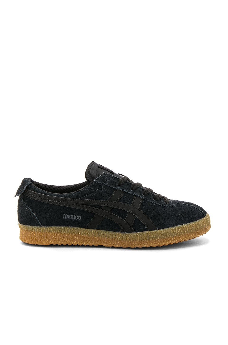 Onitsuka Tiger Mexico Delegation in Black & Dark Grey