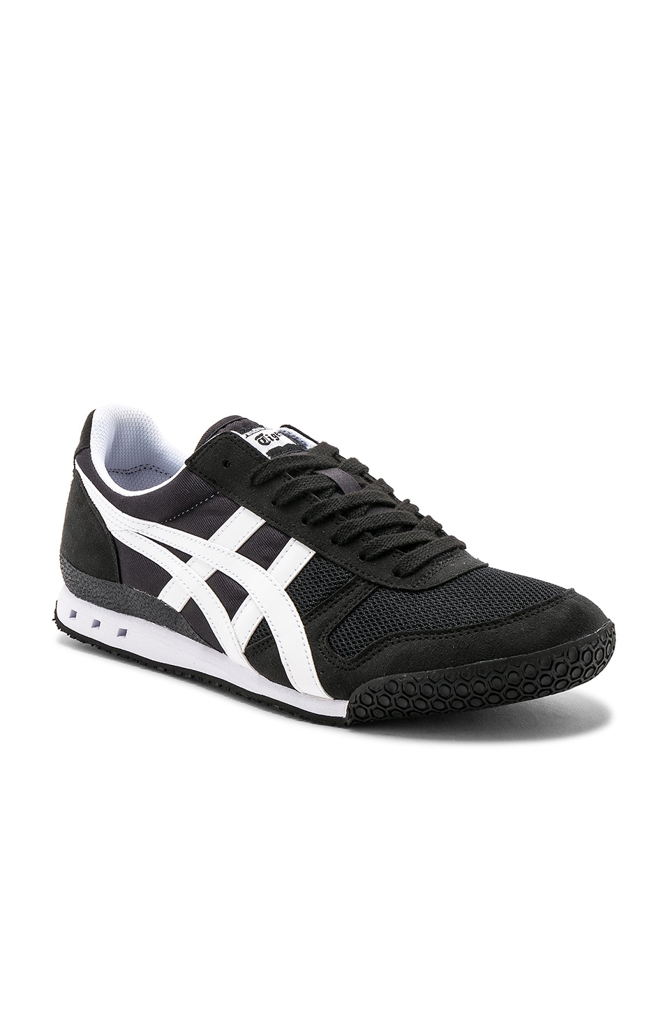Onitsuka Tiger Ultimate 81 in Black & White