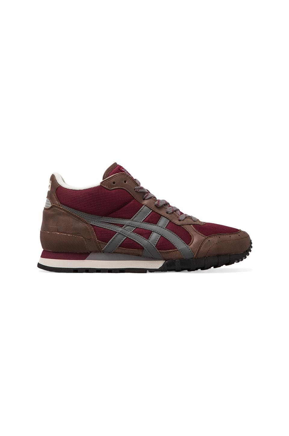 Onitsuka Tiger Colorado Eighty-Five MT in Maroon/Charcoal