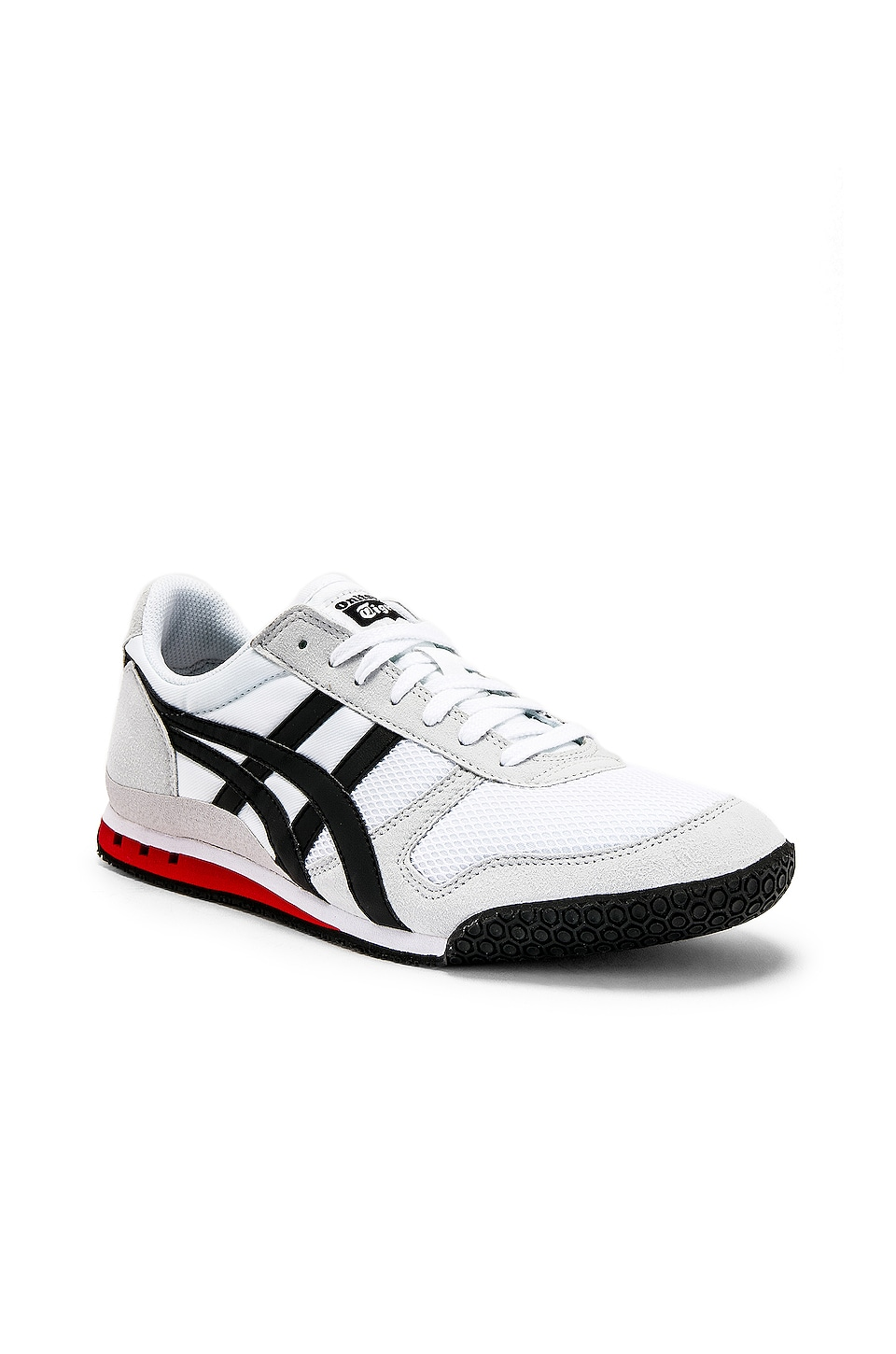 Onitsuka Tiger Ultimate 81 in White & Black