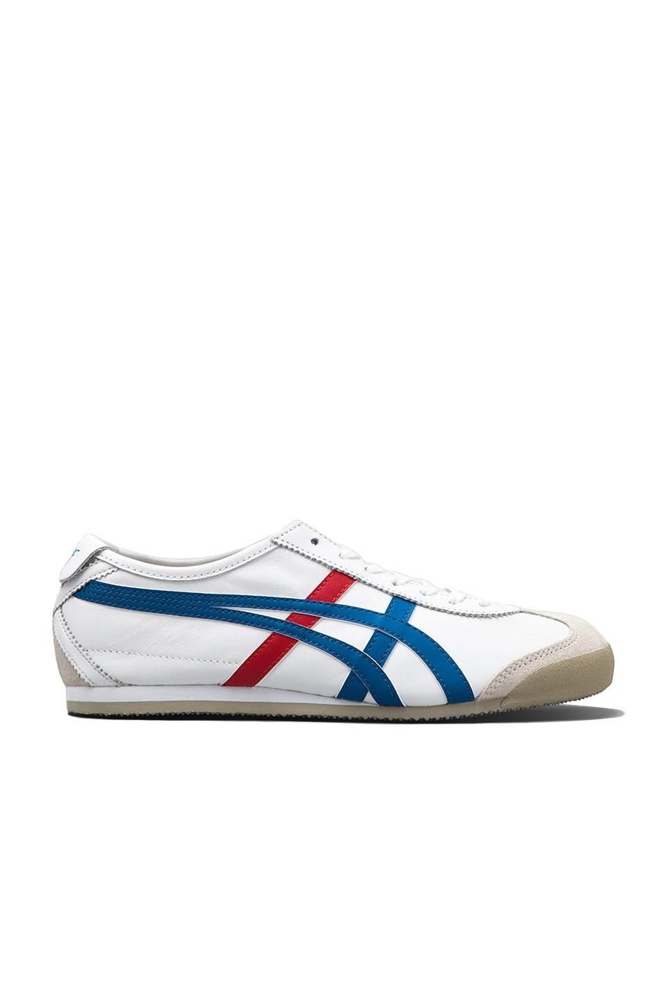 Onitsuka Tiger Mexico 66 in White/Blue