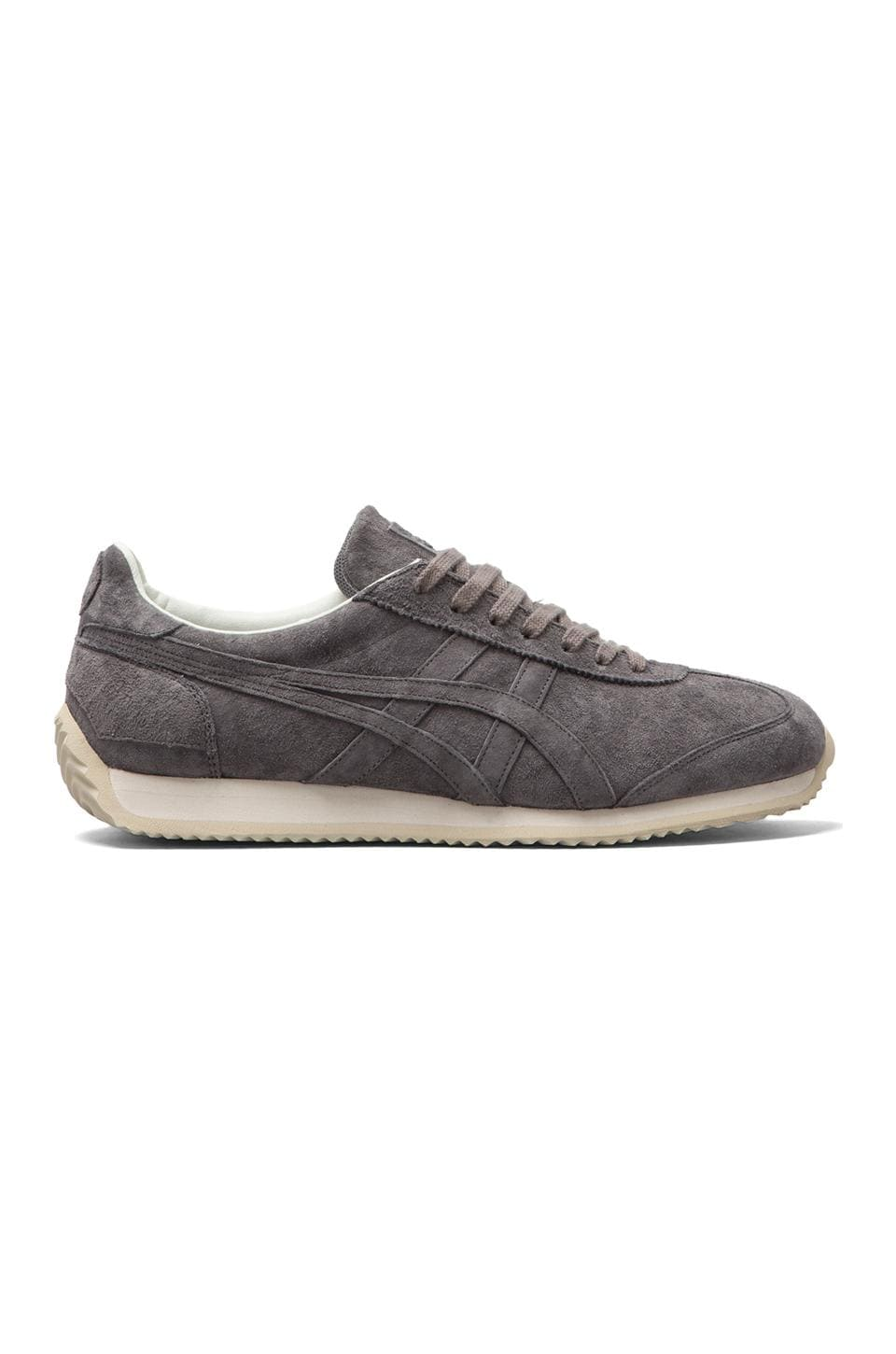 Onitsuka Tiger California 78 Anniversary in Charcoal/Charcoal
