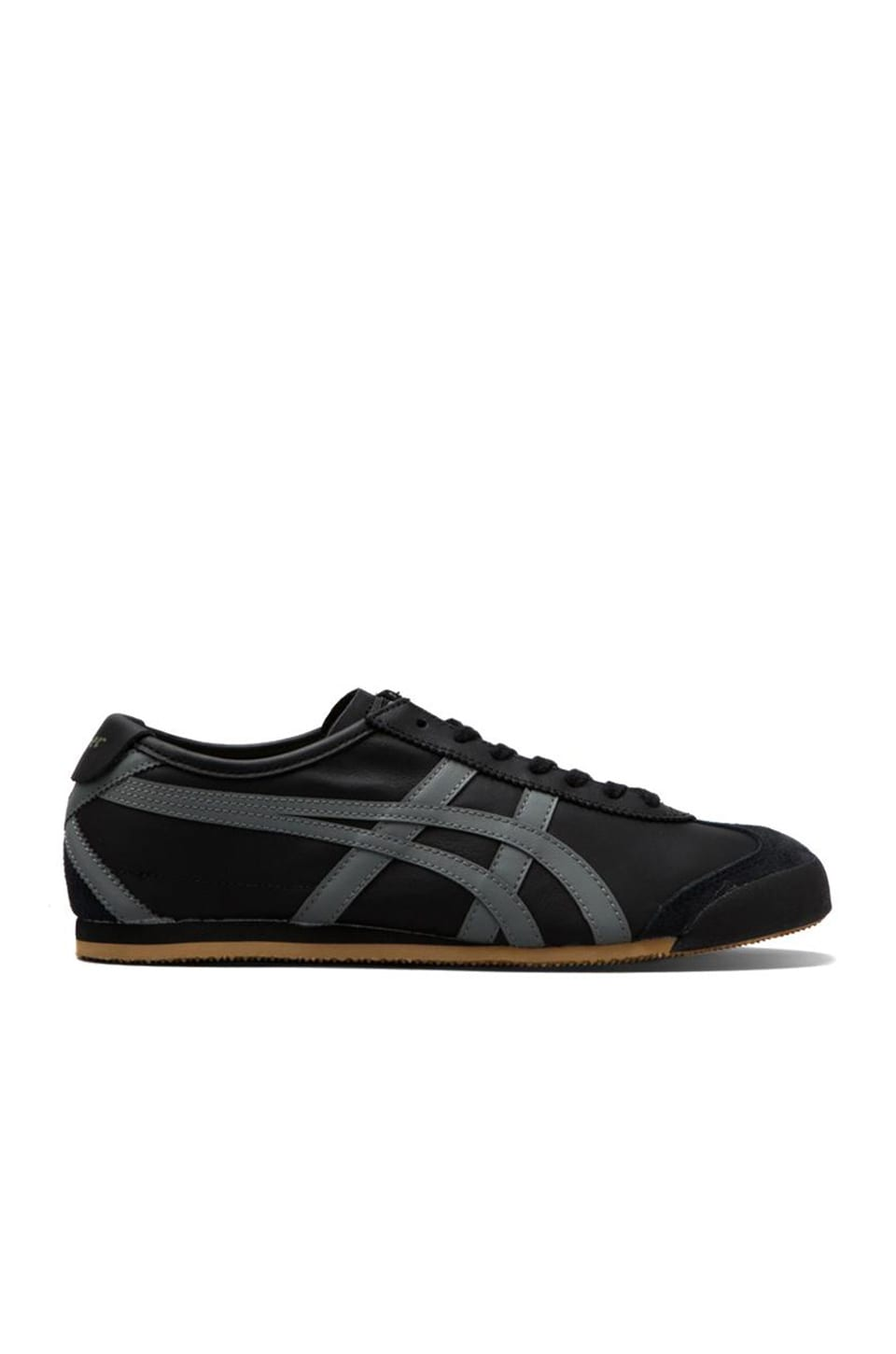 Onitsuka Tiger Mexico 66 in Black/Grey/Gold