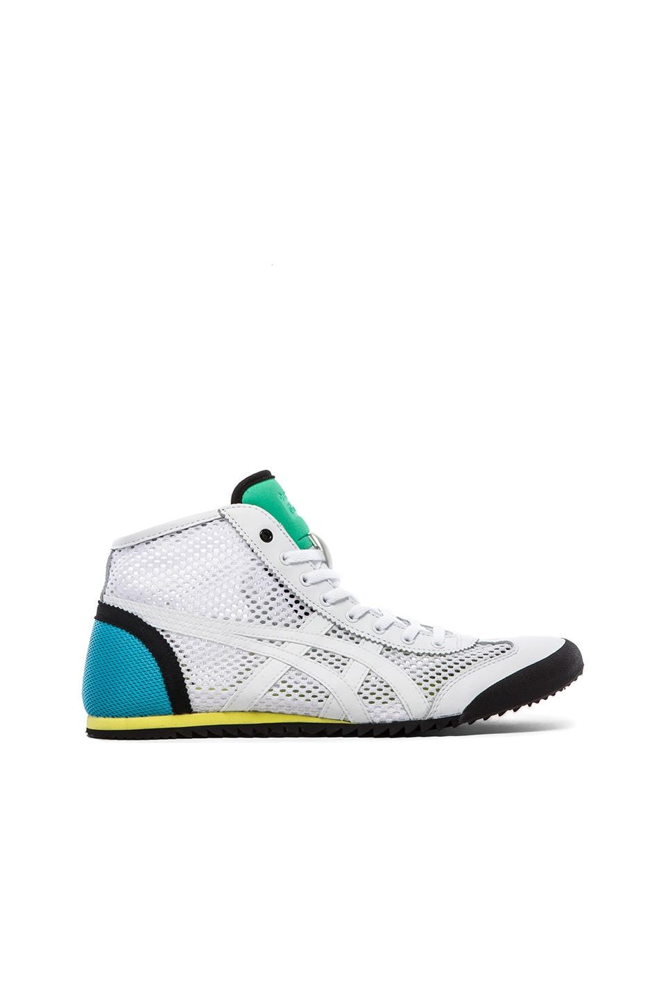 Onitsuka Tiger x Andrea Pompilio Mexico DX Mid in Punching & White