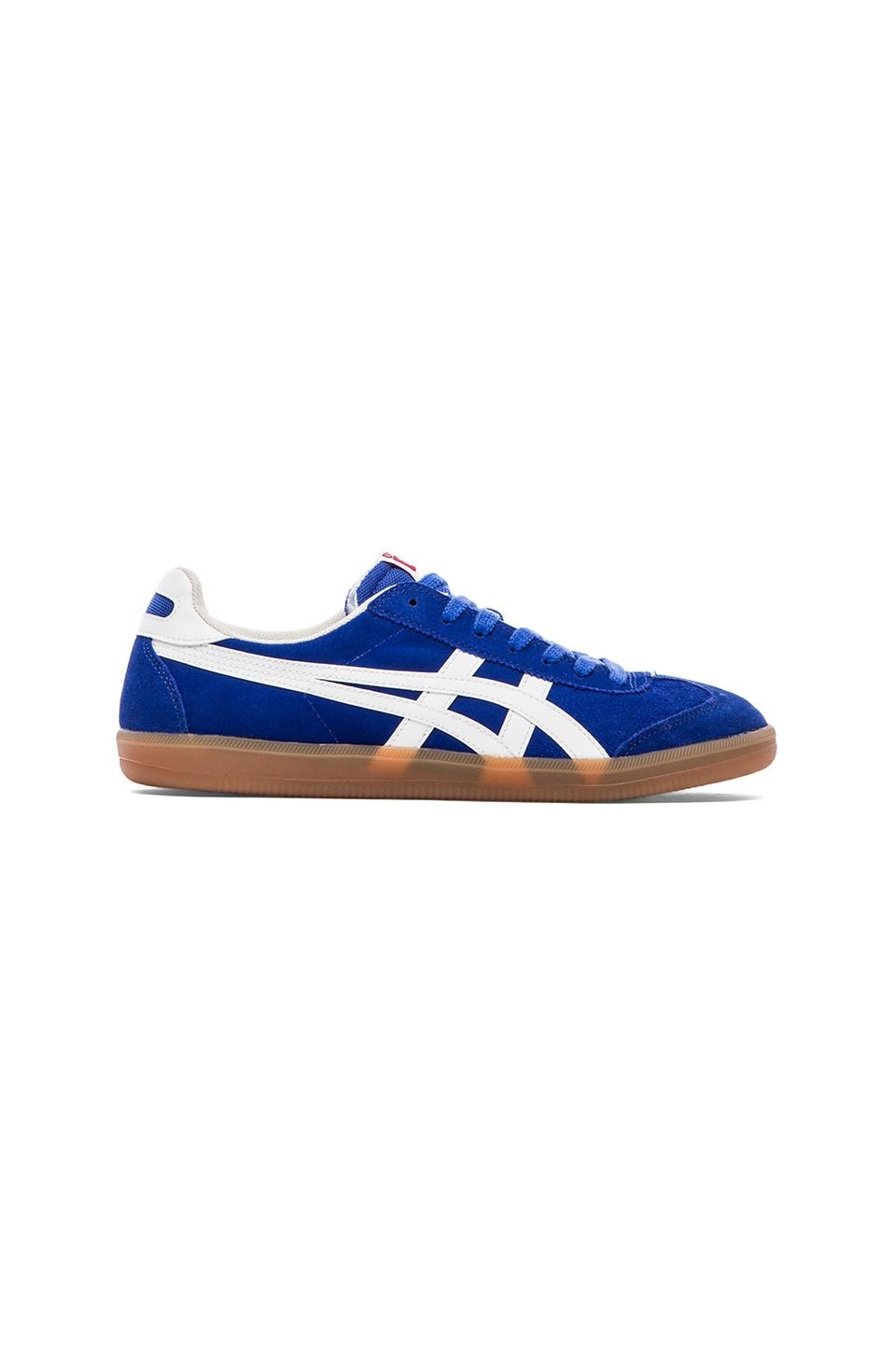 Onitsuka Tiger Tokuten in Dark Blue & White