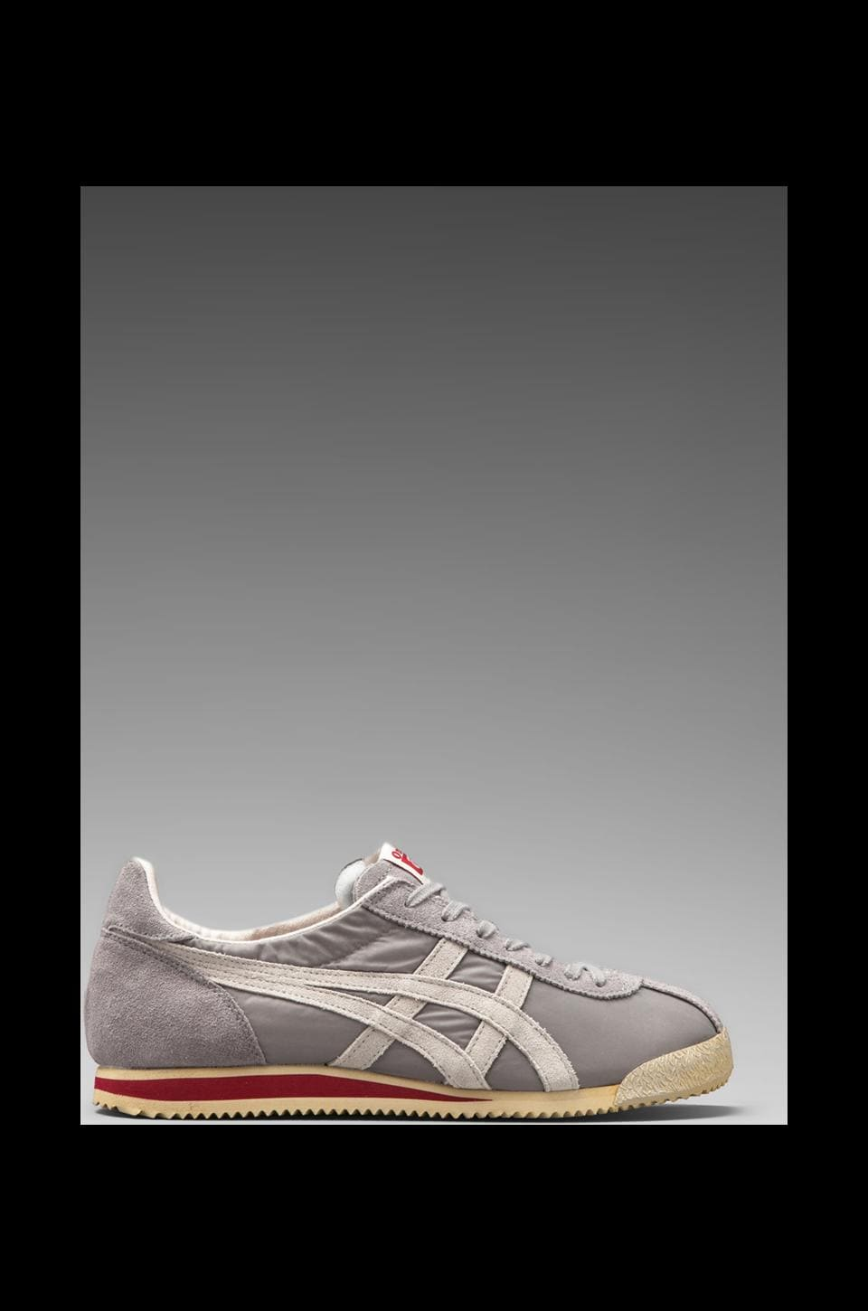 Onitsuka Tiger Tiger Corsair Vin + Tiger Corsair in Grey/Off-White