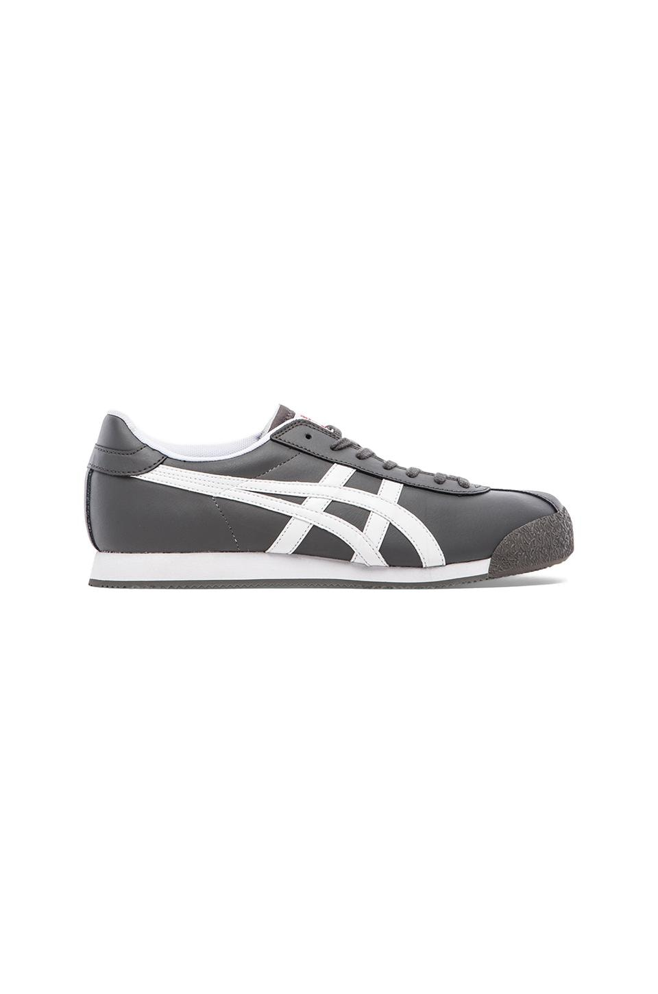 Onitsuka Tiger Pullus in Grey & White