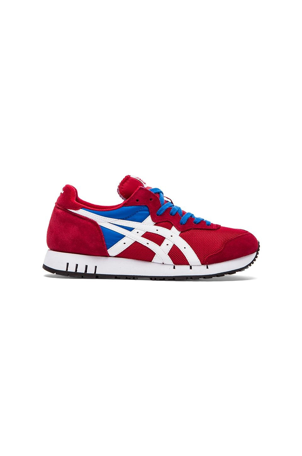 Onitsuka Tiger X-Caliber in Red & White