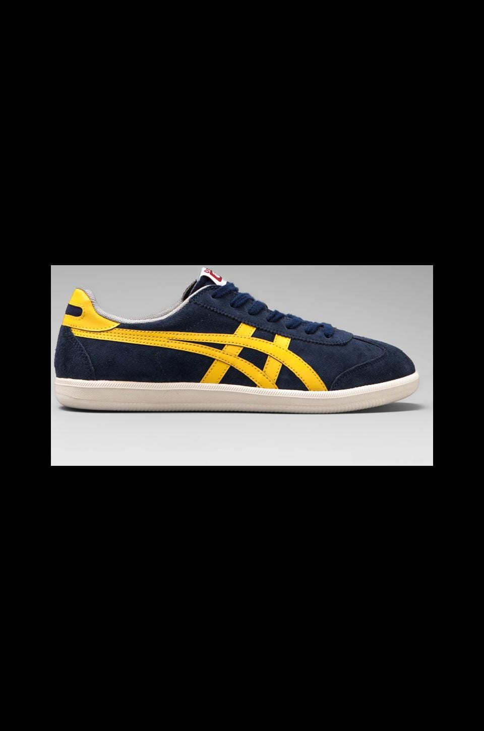 Onitsuka Tiger Tokuten in Navy/Yellow