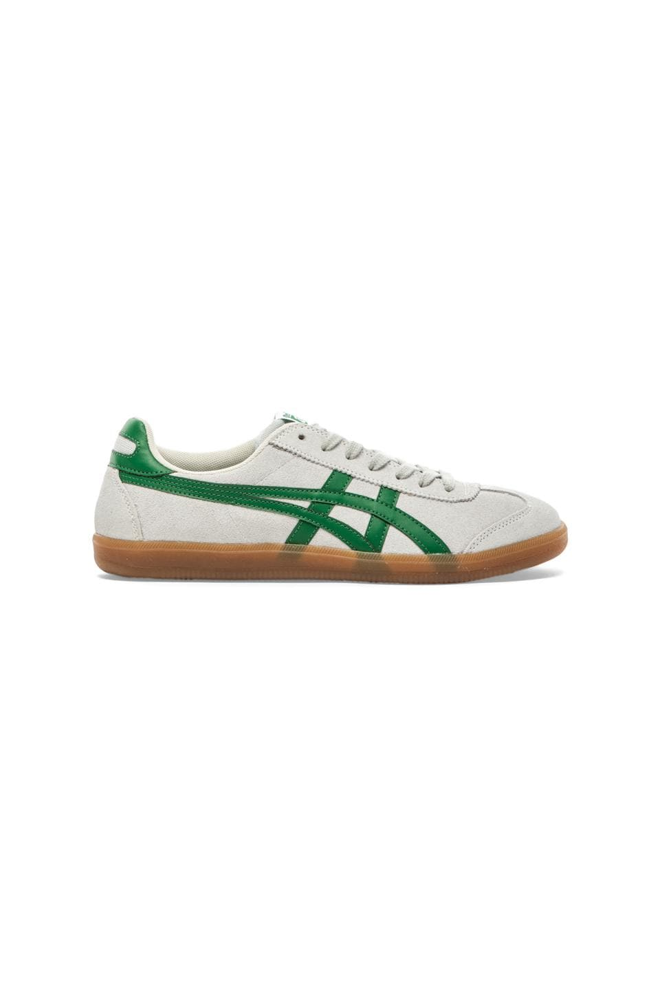 brand new 52895 b3a88 Onitsuka Tiger Tokuten in Soft Grey & Green | REVOLVE