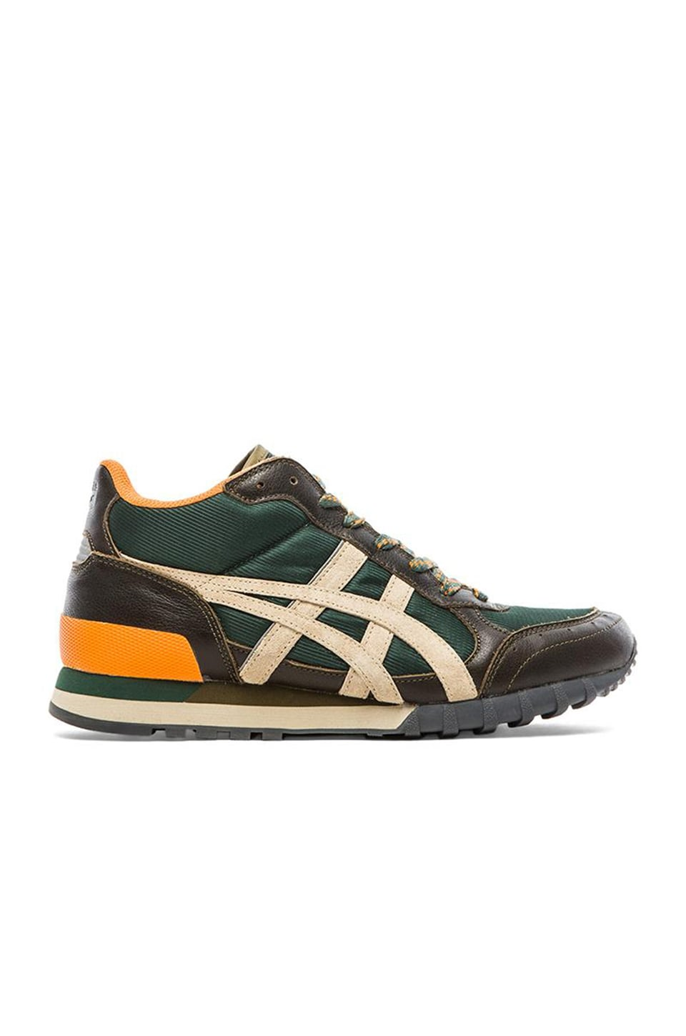 buy online 39a40 f729c Onitsuka Tiger Colorado Eighty-Five MT in Dark Green & Sand ...