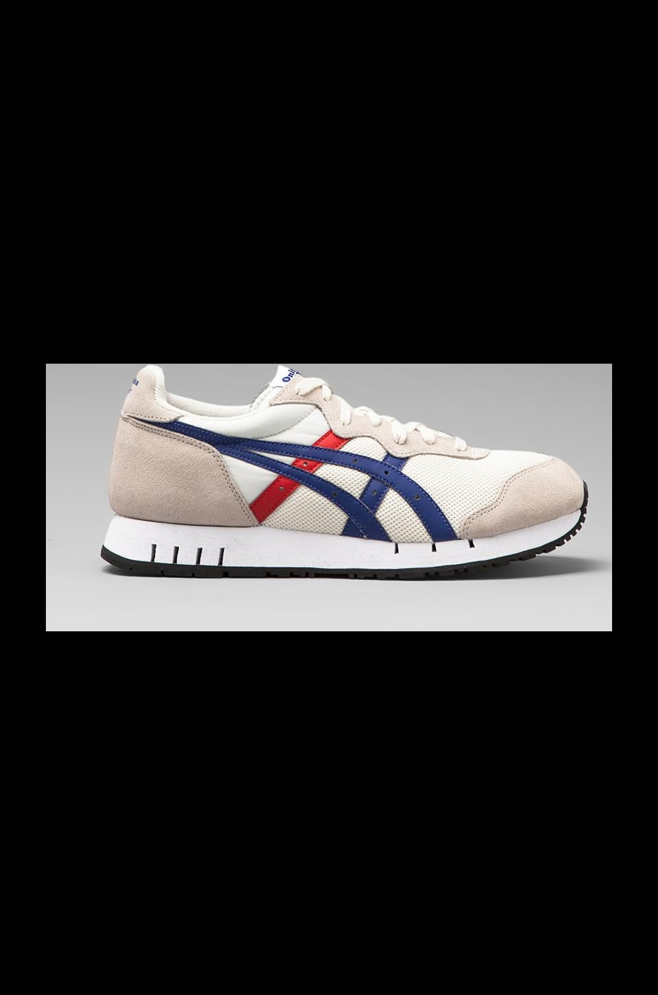 Onitsuka Tiger X-Caliber in Off-White/Blue