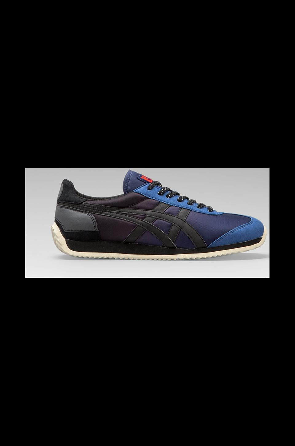Onitsuka Tiger California 78 Anniversary in Navy/Black