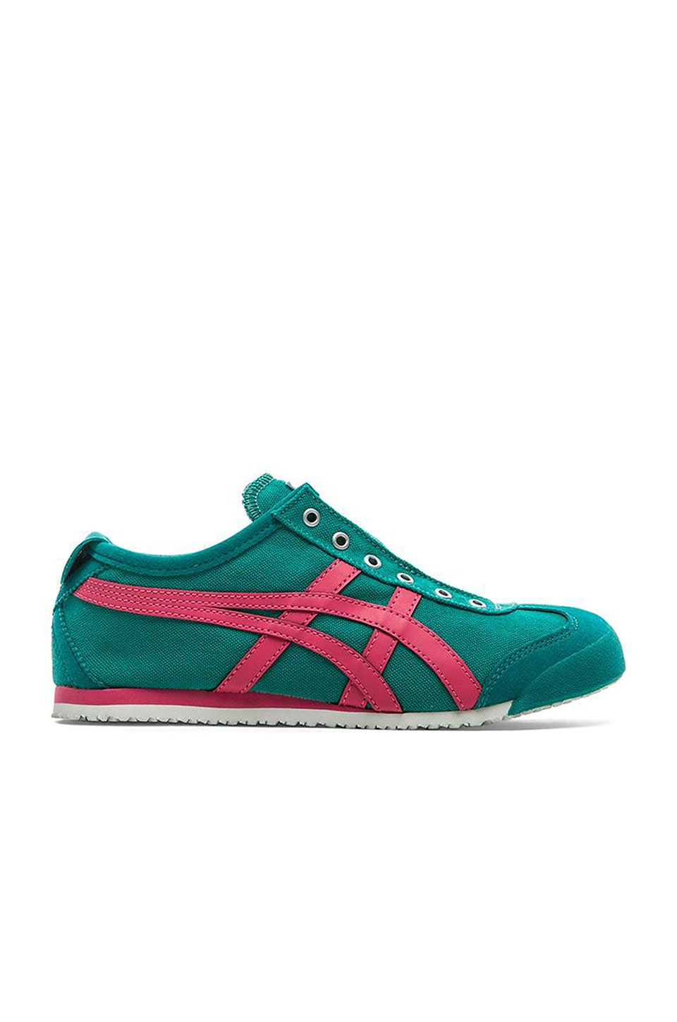 onitsuka tiger mexico 66 canvas green