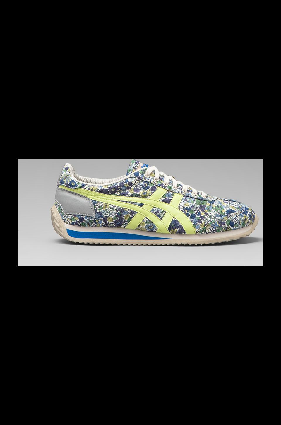 Onitsuka Tiger LIBERTY ART California 78 in Pebble/Lime