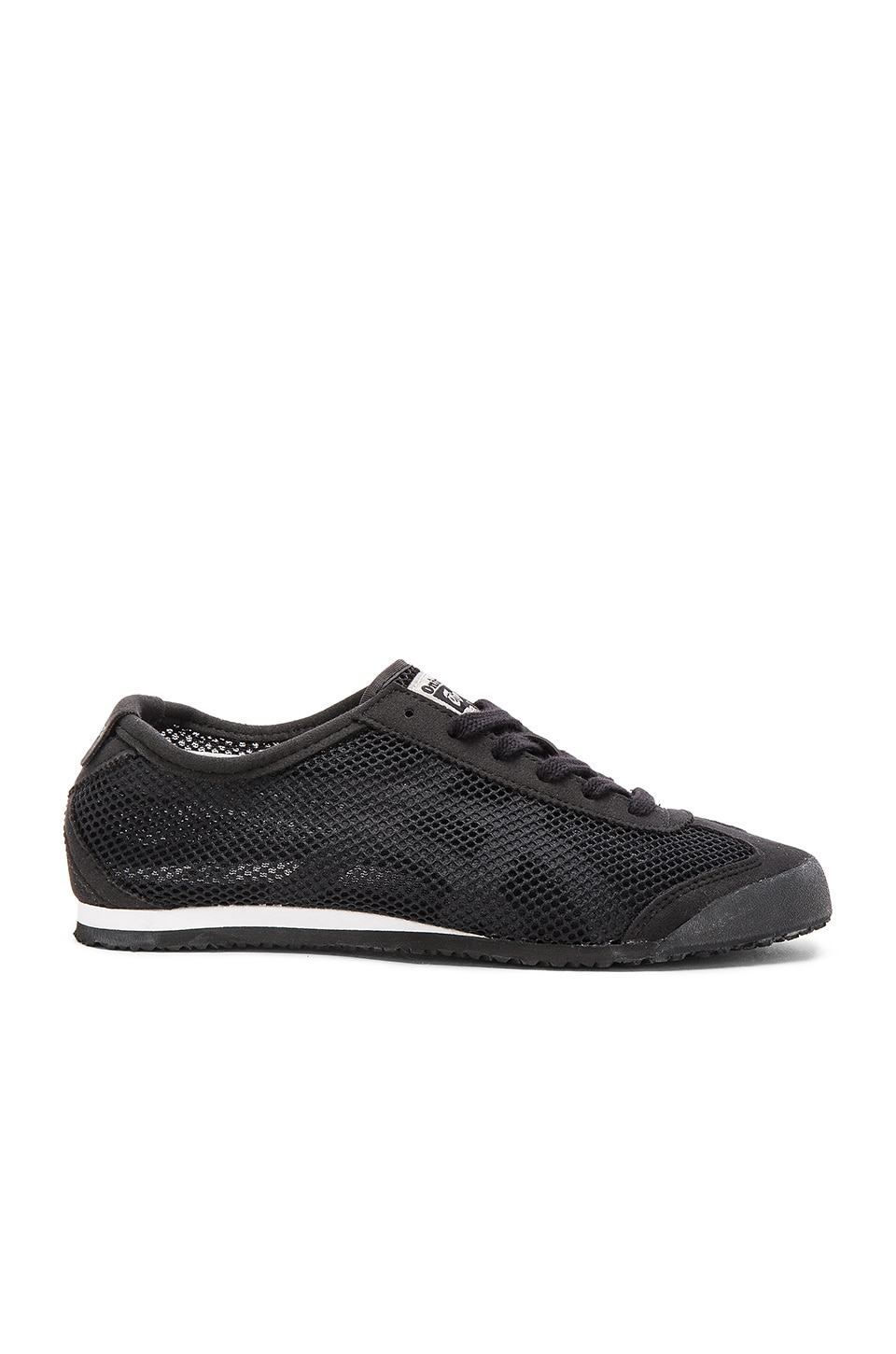 sports shoes a2f8b 1ac73 Onitsuka Tiger Mexico 66 Sneaker in Black & White | REVOLVE