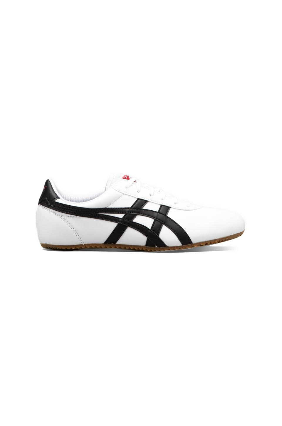 Onitsuka Tiger Tai Chi Le in White/Black