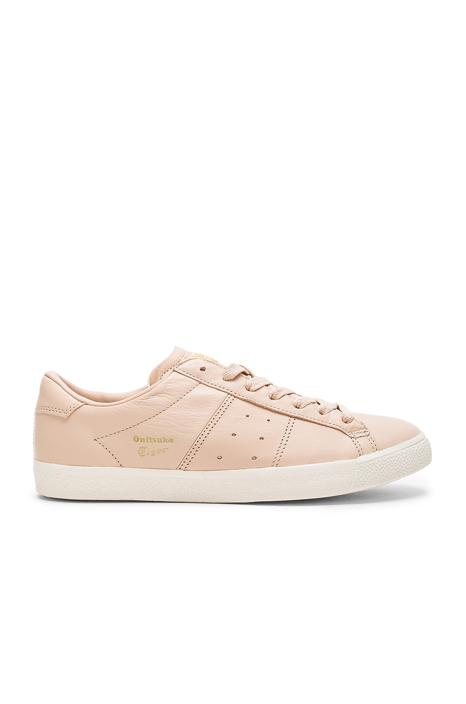 Onitsuka Tiger Lawnship Sneaker in Sand & Sand