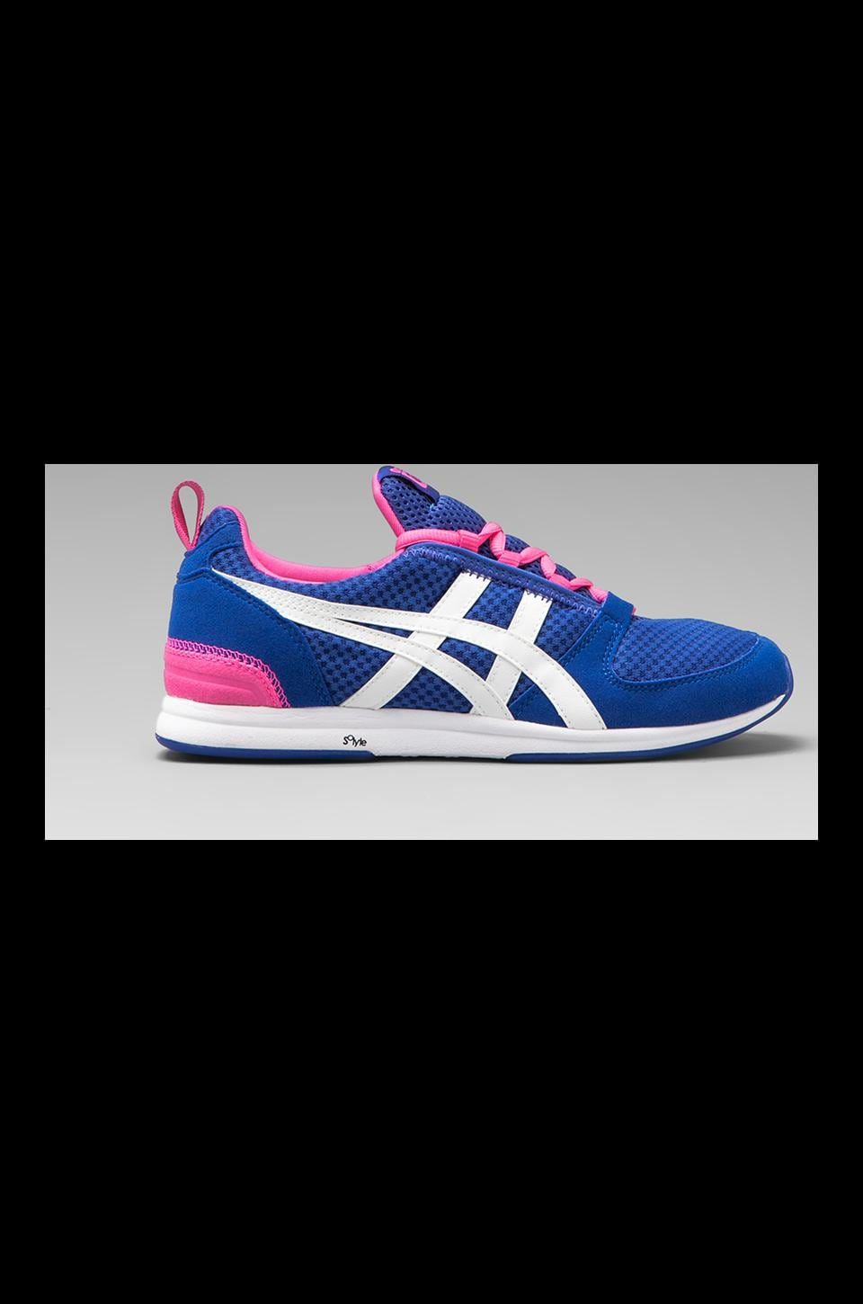 Onitsuka Tiger Ult-Racer in Blue/White