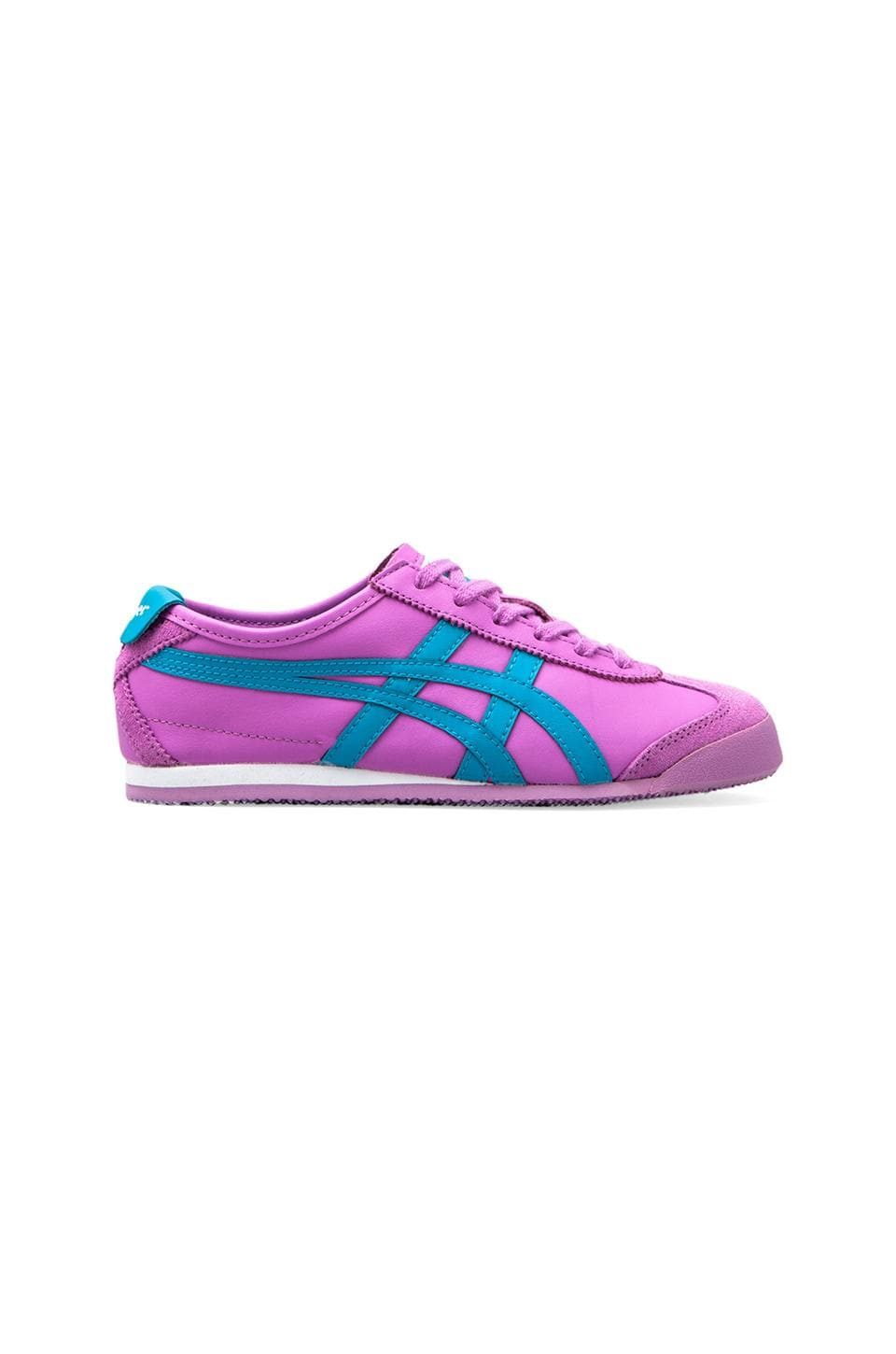 Onitsuka Tiger Mexico 66 in Purple/Blue