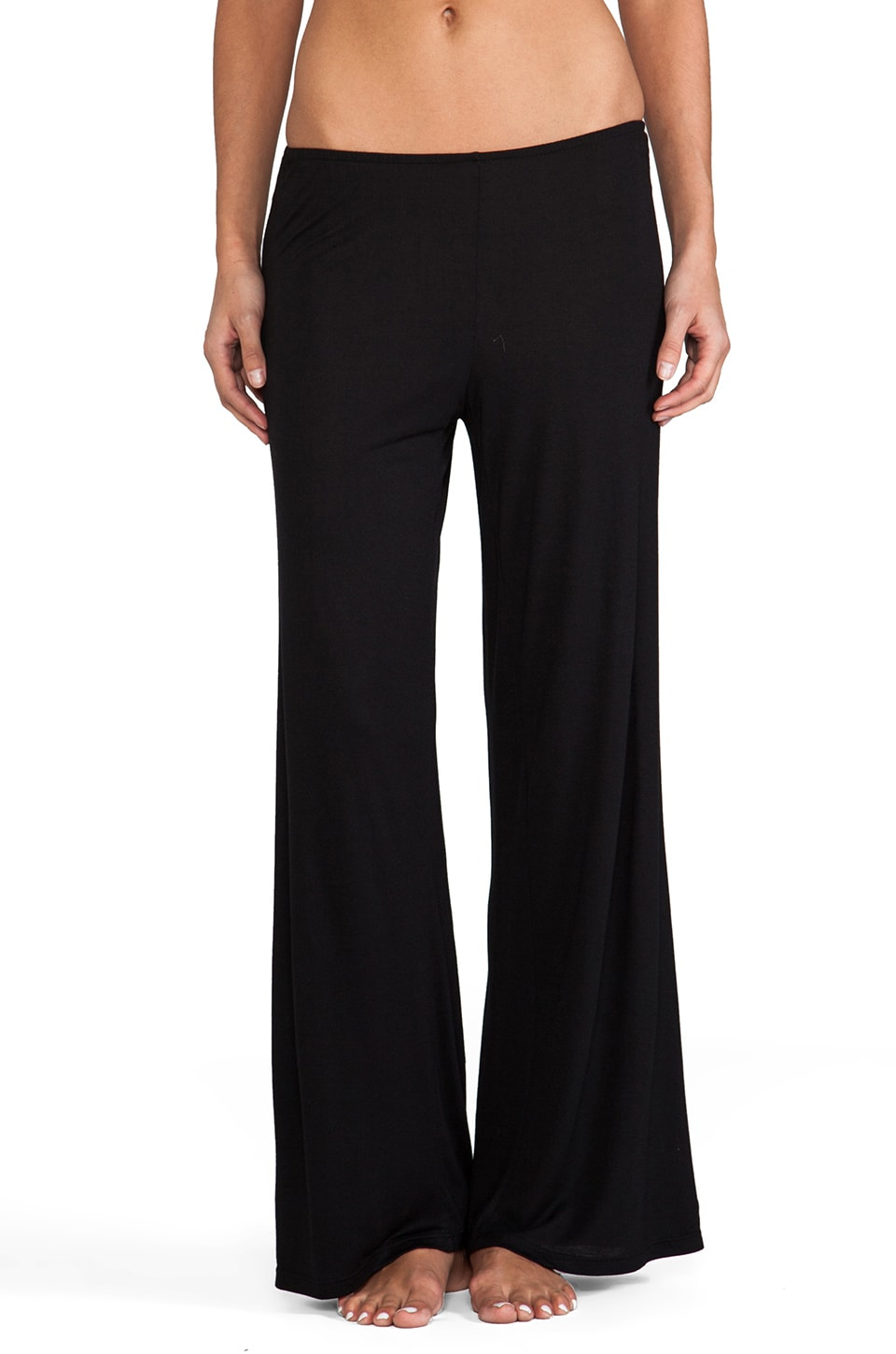 Only Hearts Venice Long Pants in Black